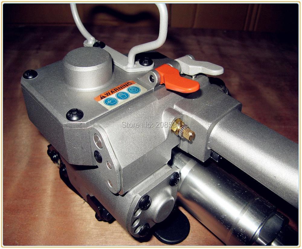 Aukštos kokybės! XQD-19 nešiojamasis pneumatinis PET surišimo - Elektriniai įrankiai - Nuotrauka 5