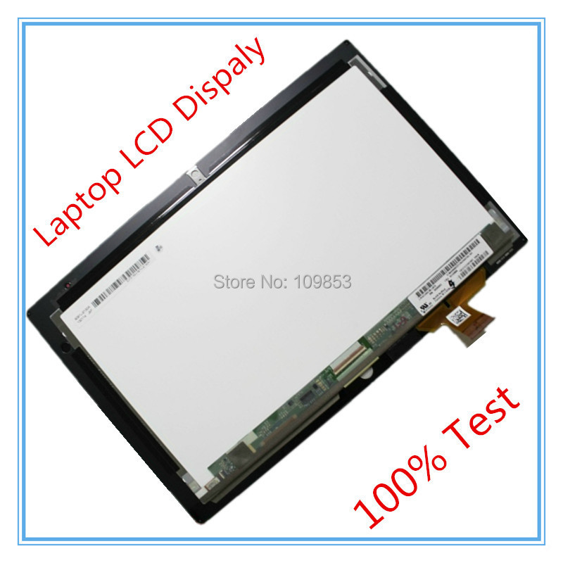 10.1lcd screen LP101WH4 SLA3 For Lenovo Thinkpad Tablet 2 04W3886 LCD SCREEN with Touch Digitizer LCD Assembly