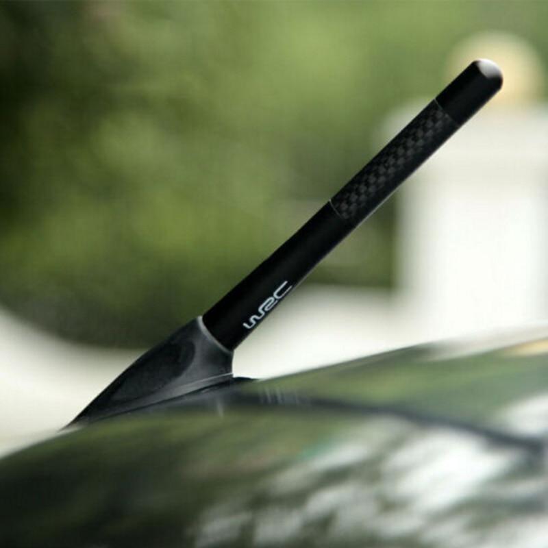 Image 3 - Автомобильная антенна из углеродного волокна Antena авто аксессуары для Volkswagen VW Polo Tiguan Golf 4 5 6 7 mk4 Passat b5 b6 b7 Touran-in Держатели налоговых уведомлений для авто from Автомобили и мотоциклы