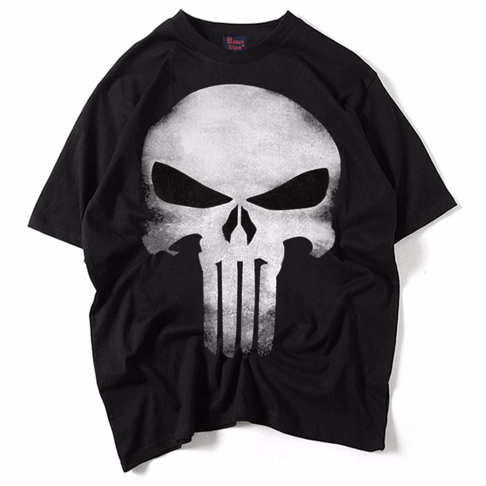 T shirt design hip hop - Skull Animal 3d T Shirt 100 Cotton Men 2017 New Summer Fashion Brand Men S Casual 3d Printed Man S Hip Hop T Shirt Men Clothes