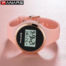 лучшая цена Women Electronic Watch Ladies Relogio Feminino Digital Wrist Watch Girls Fashion Casual Clock Outdoor Sports Watch montre femme
