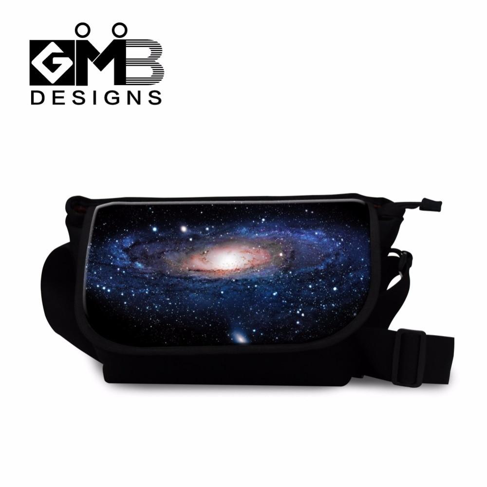 Glasbene torbe Galaxy School Messenger za otroke Najstniške šolske - Torbice - Fotografija 1