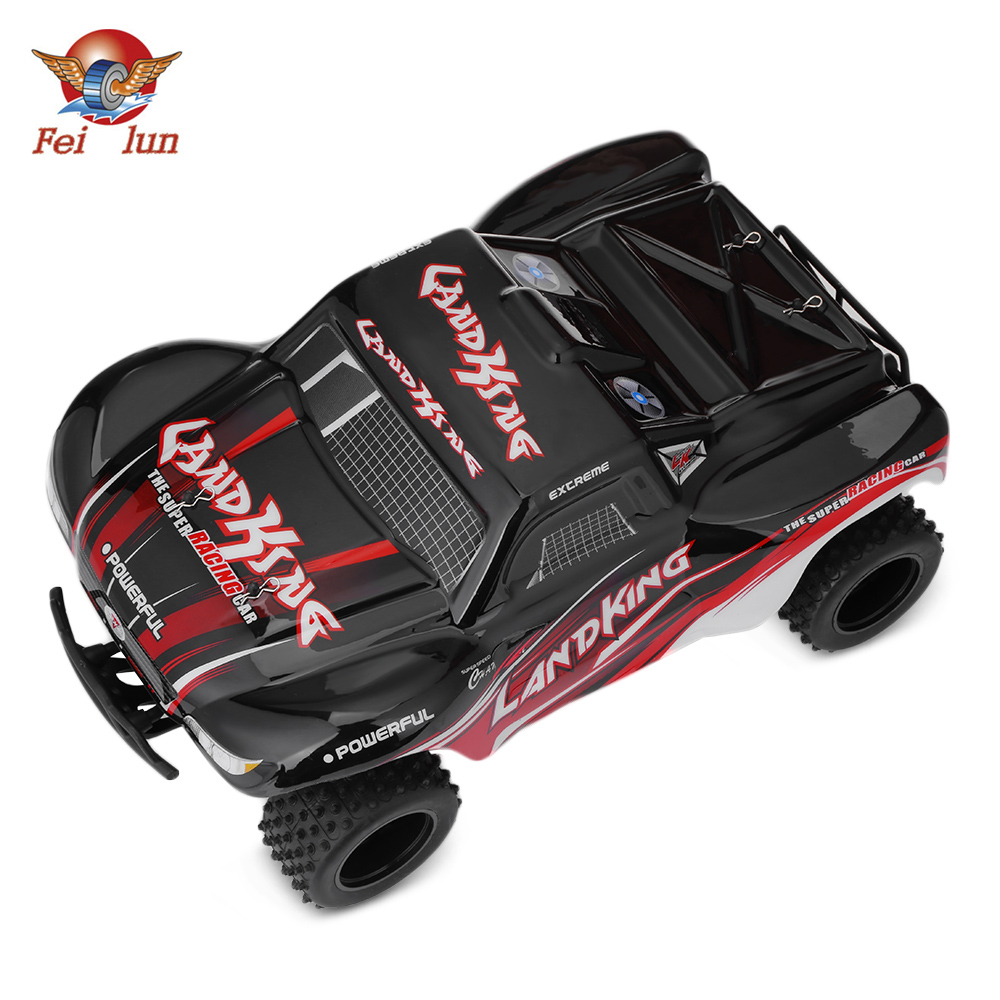 FEILUN LK815 2.4GHz 1:10 Electric Truck Short Course Off-Road Remote Control Car Toys