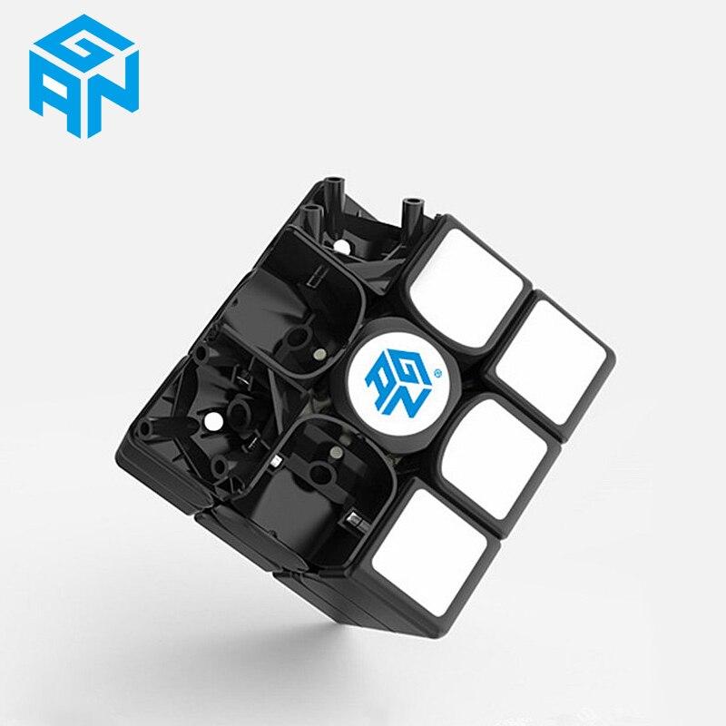GAN356Air SM vitesse Cube avec aimants Position Super vitesse magnéto système magique GRSv2 nid d'abeille surface de contact 3x3 Puzzle Cubes - 4