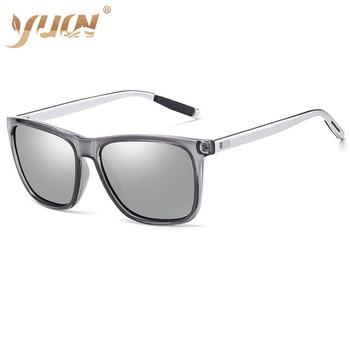 Hot sale brand designer sunglasses men luxury aluminum magnesium temples polarized sun glasses gafas de sol mujer shades