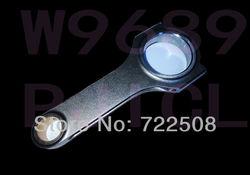 Dla 2.3 2.5 2.0 S14 B23 kute billet korbowód Stahlpleuel mit H Schaft bielle biella biela darmowa wysyłka jakości gwarancją w Mechanizmy korbowe od Samochody i motocykle na