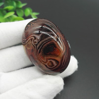 AAAA+ Natural Sardonyx Rare Unique Stripe With Beautiful Patterns Mineral Agate Stones Ore Reiki Healing Collection