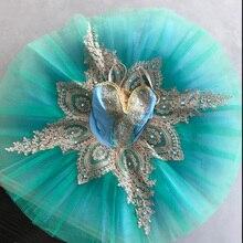 Белое балетное платье-пачка, Одежда для танцев, детское профессиональное балетное платье, женская одежда балерины, бальное платье для танцев, одежда для девочек