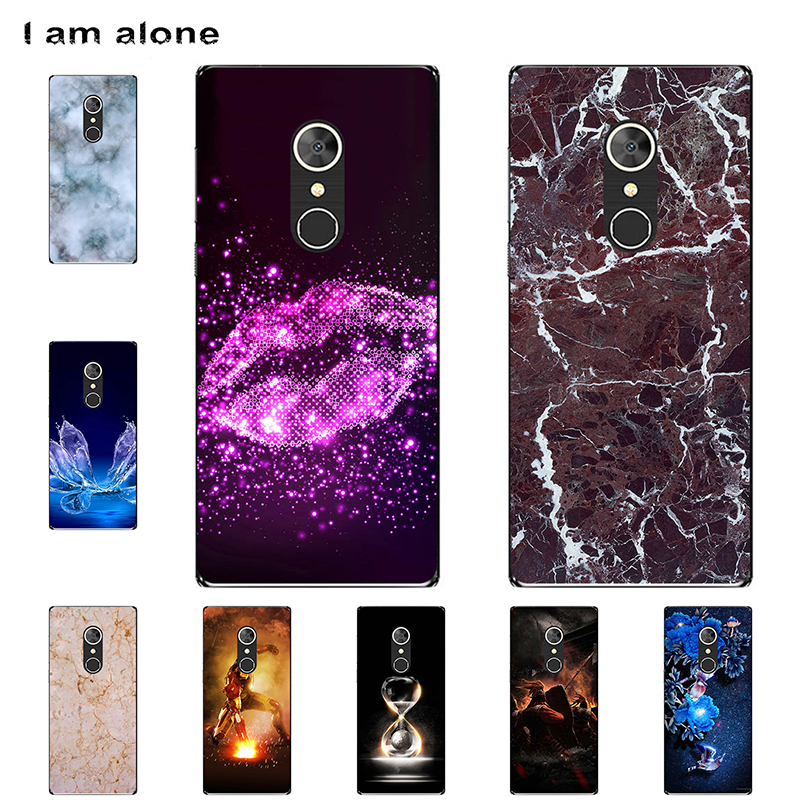 I am alone Phone Cover For <font><b>Alcatel</b></font> <font><b>5</b></font> 5086A <font><b>5086Y</b></font> 5086D <font><b>5</b></font>.7 inch Solf TPU Cellphone Fashion Cases For <font><b>Alcatel</b></font> 3X Shipping Free image