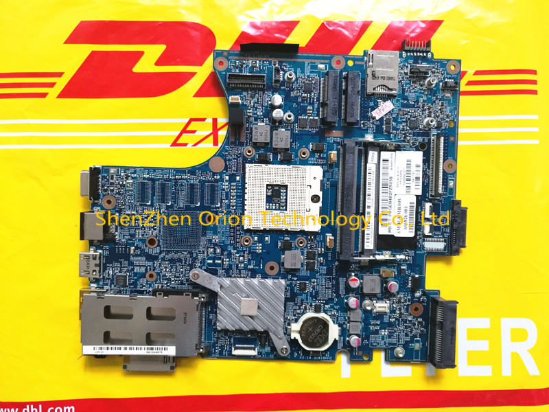 NEW laptop motherboard for HP Probook 4520S 4720S 598667-001 48.4GK06.011 HM57 PGA989 free shipping 598667 001 for hp probook 4520s 4720s laptop motherboard integrated 100%tested