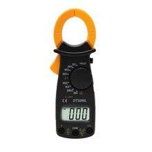 Digital Clamp Meter Multimeter Voltage Current Tongs Resistance Tester Electronic Multitestre Medidor Multimetre Tools все цены