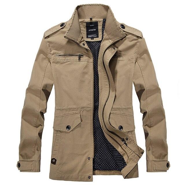 Thin Parka Jacket - JacketIn