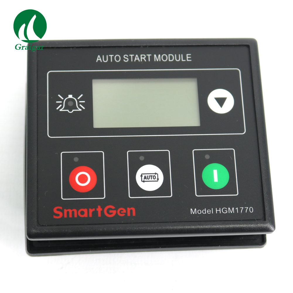 HGM1770 Automatic Engine Control Module Smartgen Small Diesel Genset Gasoline Auto Start ModuleHGM1770 Automatic Engine Control Module Smartgen Small Diesel Genset Gasoline Auto Start Module