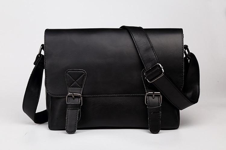 HTB13pHHeoGF3KVjSZFvq6z nXXai 2019 Business Men Briefcase Messenger Bags Vintage Leather Shoulder Bag for Male Brand Casual Man Laptop Handbags Travel Bags