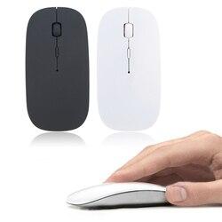 1600 dpi USB mouse Ottico Senza Fili Mouse Del Computer 2.4g Ricevitore Mouse Sottile Eccellente Per Il Computer Portatile Del PC