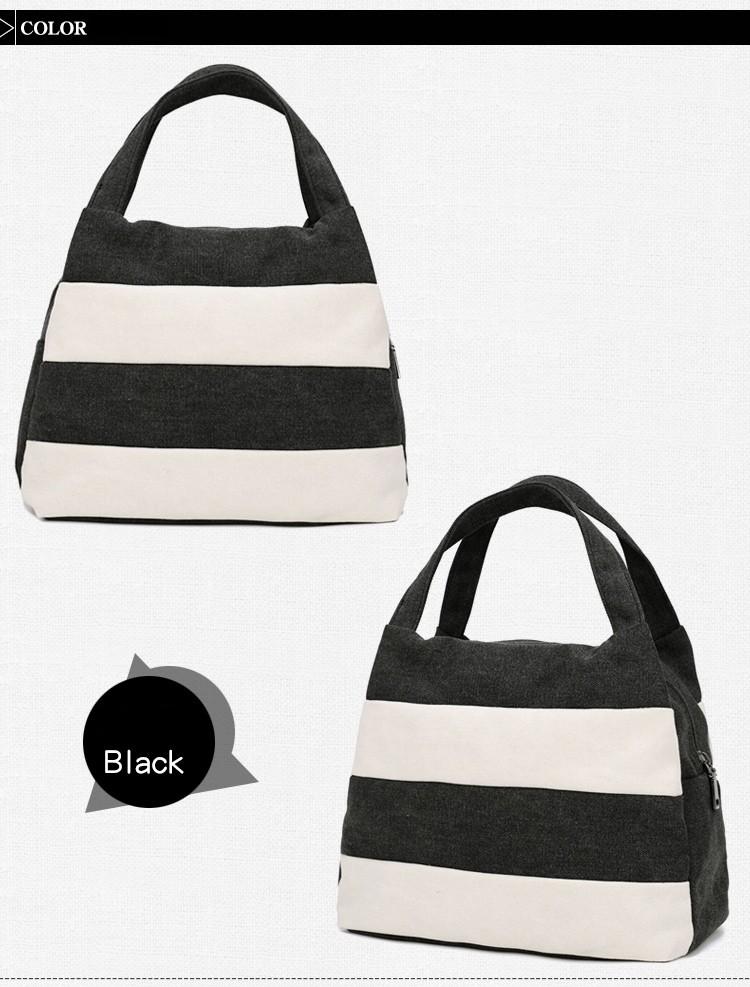 Famous Brand Women Shoulder Bag Casual Canvas Shopping Tote Bags Handbag for Women Beach Totes Shoulder Bag Hobos Bolso Mujer (20)