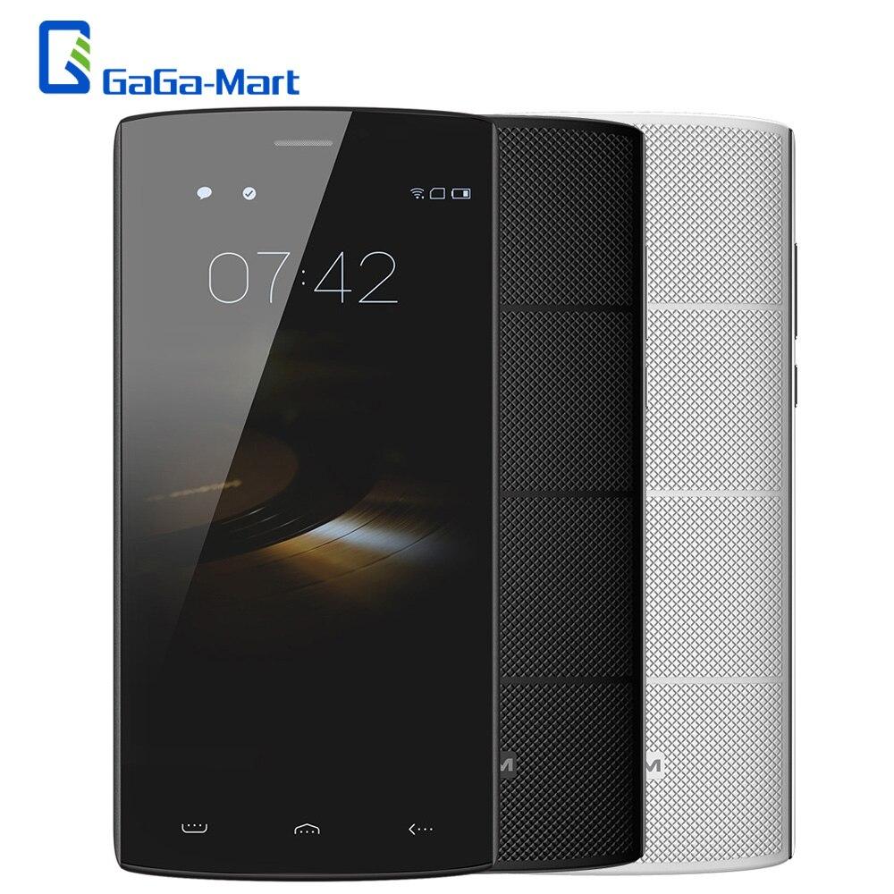 """bilder für Auf Lager Original HOMTOM HT7 3G Android 5.1 Smartphone Quad Core MT6580A 5,5 """"IPS 1 GB + 8 GB 8MP 3000 mAh Lange Standby-handy"""