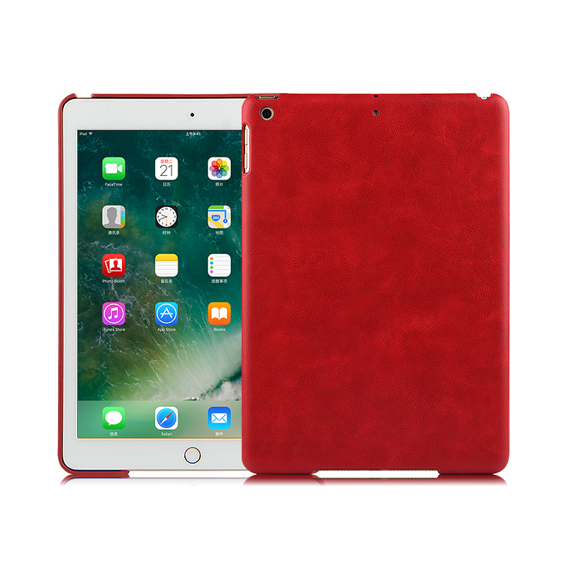 все цены на Fashion Ultra Thin Slim Lightweight PC Protective Skins Case Back Cover For iPad 9.7 new 2017 2018 A1822 A1823 + Gift онлайн