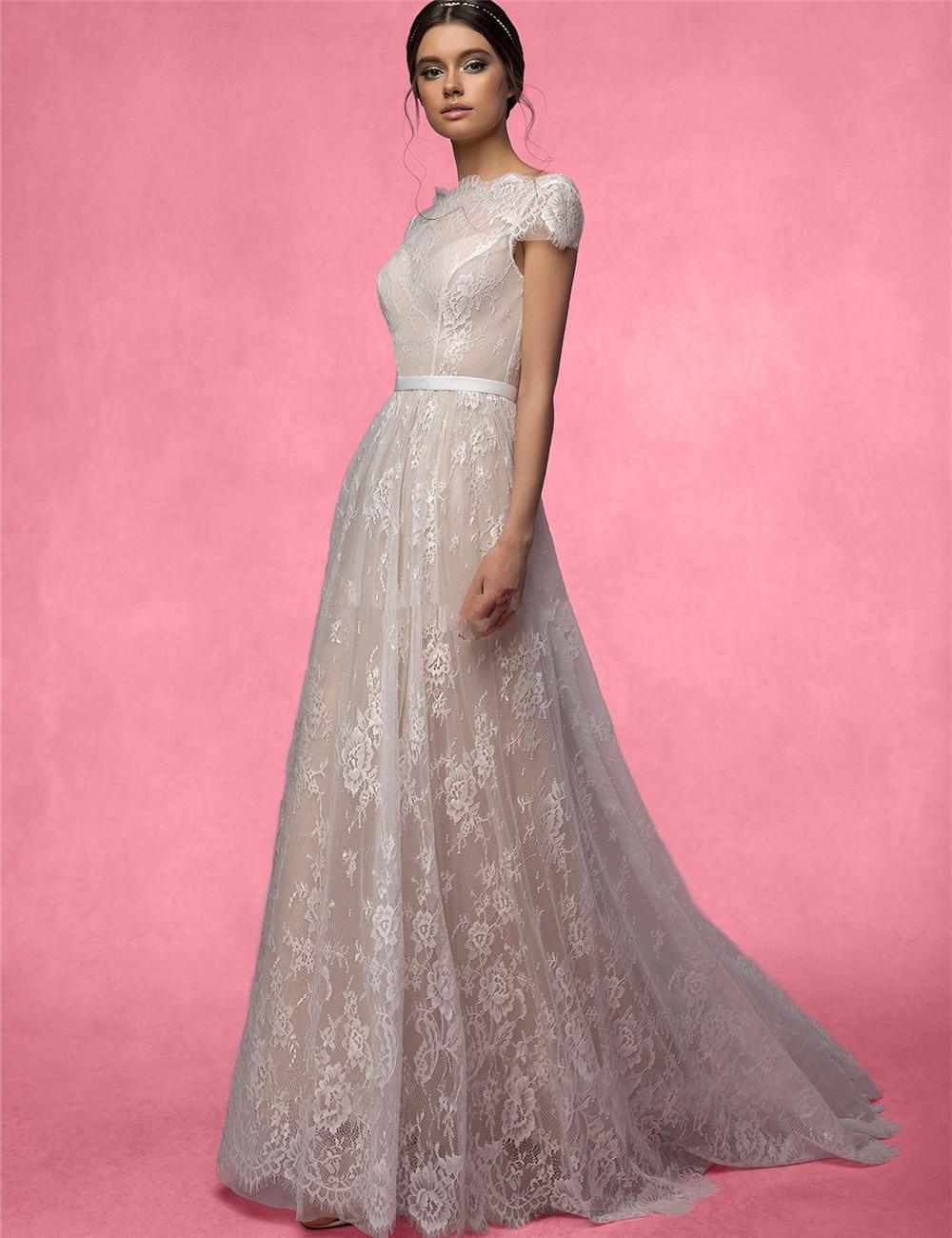 Fantástico Vestido De Novia De China Componente - Colección de ...