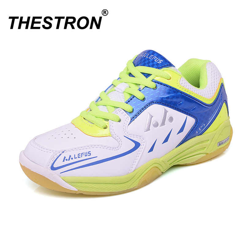 Badminton Shoes for Kids Slip-resistant Boys Girls Breathable Sport Shoes Children Tennis Table Shoes Quality Badminton Sneakers