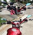 CNC Black Motorcycle/bike mirror For Rizoma Kawasaki Versys Z1000 Z125 Vulcan Ducati honda yamaha r1 street bikes harley mirrors