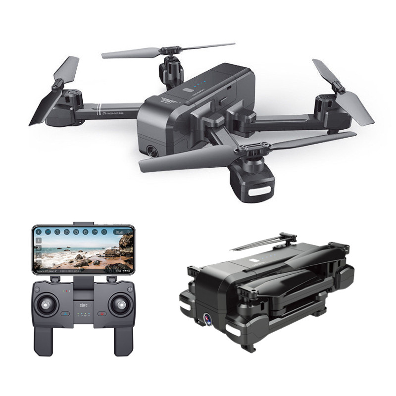RC Helicopter racing <font><b>drones</b></font> GPS <font><b>Drone</b></font> With Wifi FPV 1080P HDCamera Quadcopter Gesture Control Foldable Dron Vs <font><b>CG033</b></font> VS F11 toy image