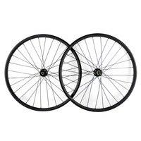 Spcycle 29er довод углерода MTB колеса 25/27/30/35 мм XC или AM/DH углерода горный велосипед колесной 135*9 мм Стандартный QR колеса