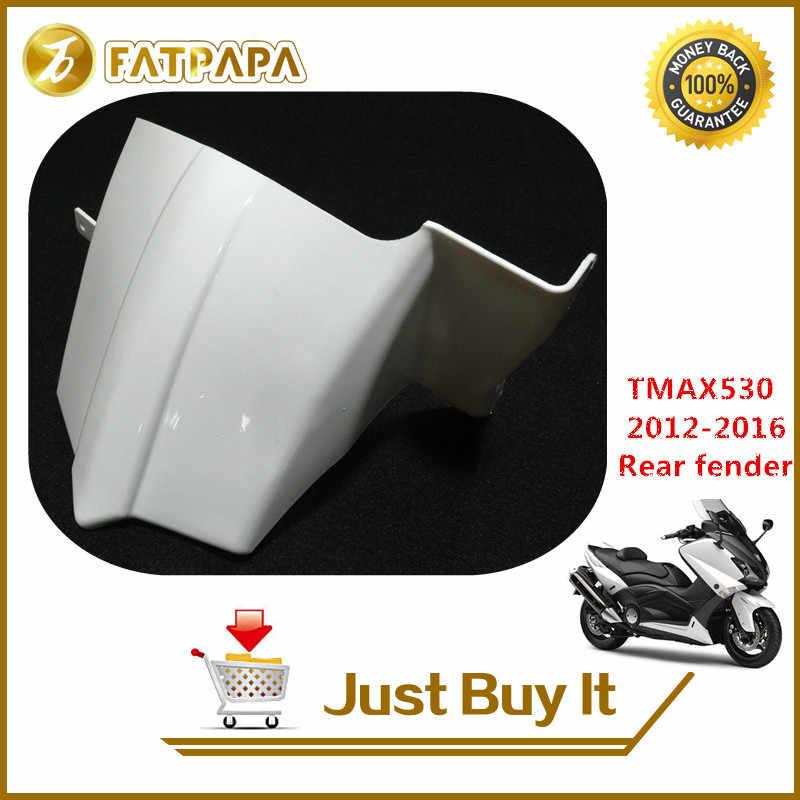 Garde-boue arrière pour Yamaha | Pour Yamaha TMAX 530 t-max 530 TMAX530, après bavettes, matériau ABS, garantie de qualité, livraison gratuite