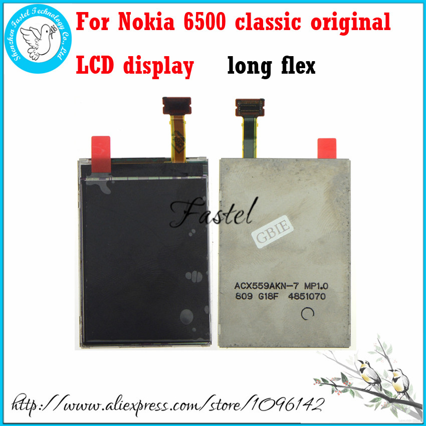 For Nokia 7610 Supernova 5310 XpressMusic 3600 slide 6500 classic 6500c New original LCD screen digitizer display+Tools