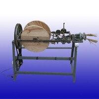 Melhor qualidade de palha de feno e palha corda corda torcida que faz a máquina máquina de confecção de malhas