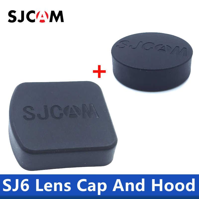 SJCAM SJ6 Legend крышка объектива и крышка для SJCAM SJ6 водонепроницаемый корпус Чехол Спортивная камера
