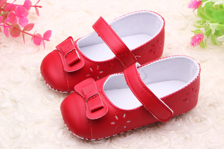 Aliexpress.com : Buy Hot Sale PU Leather Girls Kids Newborn Baby ...