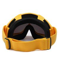 Ле сноуборд снегоход мотоцикл очки-дорога очки желтый & цвет t815-7
