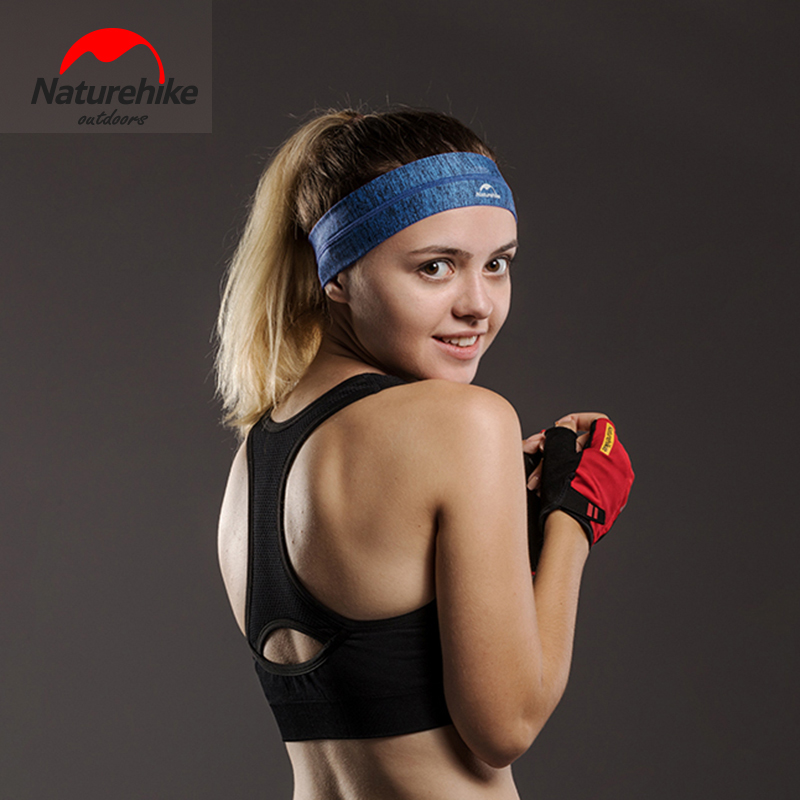 Naturehike Breathable Cycling Headband Quick Dry Cotton Scarf for Bicycle Running Sports Multifunction Women Men Headwear