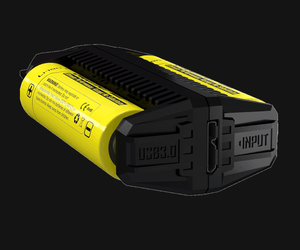 Image 4 - 100% الأصلي Nitecore F2 مايكرو USB شاحن بطاريات ذكي شحن مرنة قوة البنك ل بطارية ليثيوم أيون/IMR 26650 18650