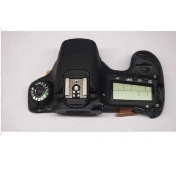 LCD Top cover head Flash cover for Canon 60D Digital Camera Repair Part second hand image