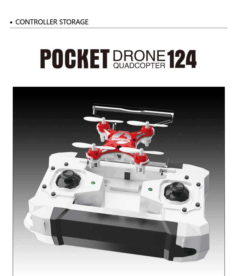 Gifts Toys Pocket Drone 25