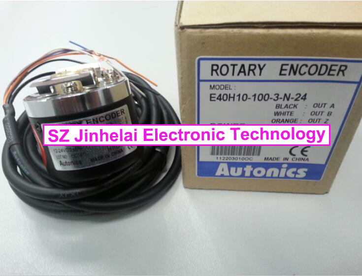 100% Authentic original  E40H10-100-3-N-24  Autonics  ENCODER  (Product need 4 weeks delivery time)100% Authentic original  E40H10-100-3-N-24  Autonics  ENCODER  (Product need 4 weeks delivery time)