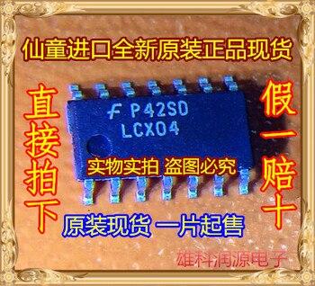 25 sztuk 74LCX04MX LCX04 SOP-14