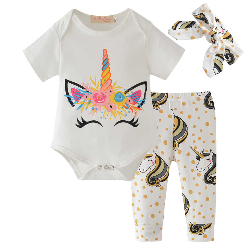 e3d388952fee Detail Feedback Questions about 3Pcs Newborn Infant Baby Girls ...