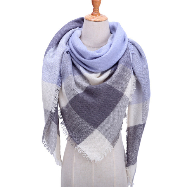Knitted Women Scarf Soft...