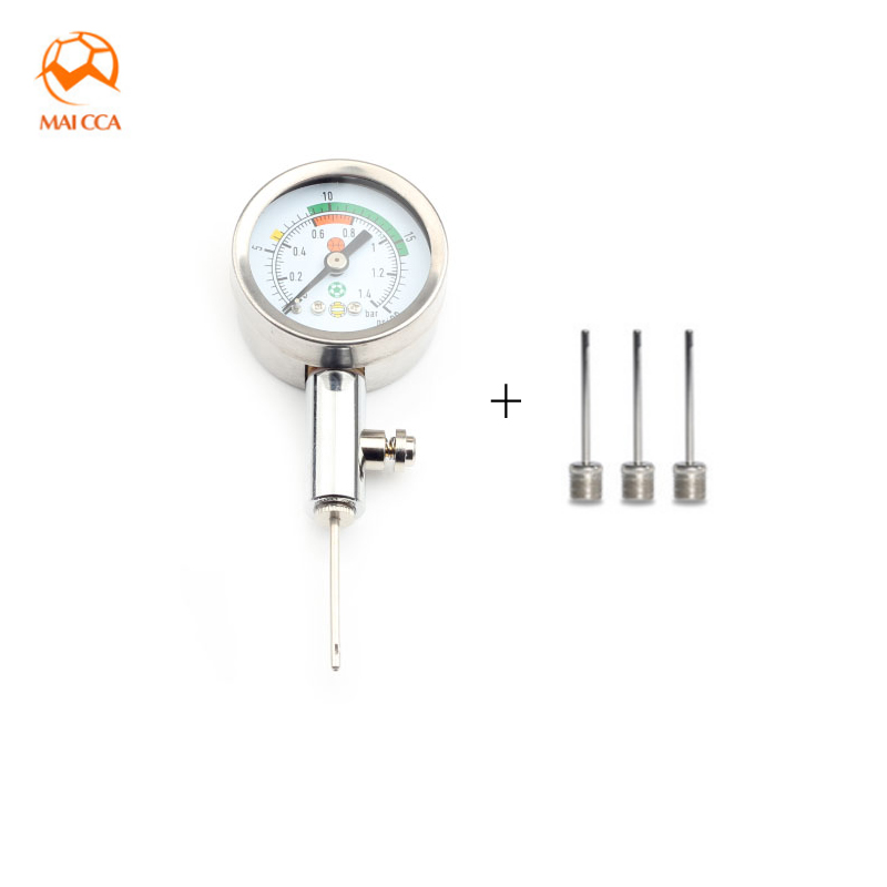 Referee Watch Basketball Ball Barometer Football Volleyball Balls Pressure Gauges Sport Measuring Instruments Wholesale