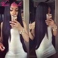 VIVI BABI Hair Product 8A Unprocessed Peruvian Virgin Hair Straight Cexxy Hair Peruvian Straight Virgin Hair 3pc/lot Bundle Deal