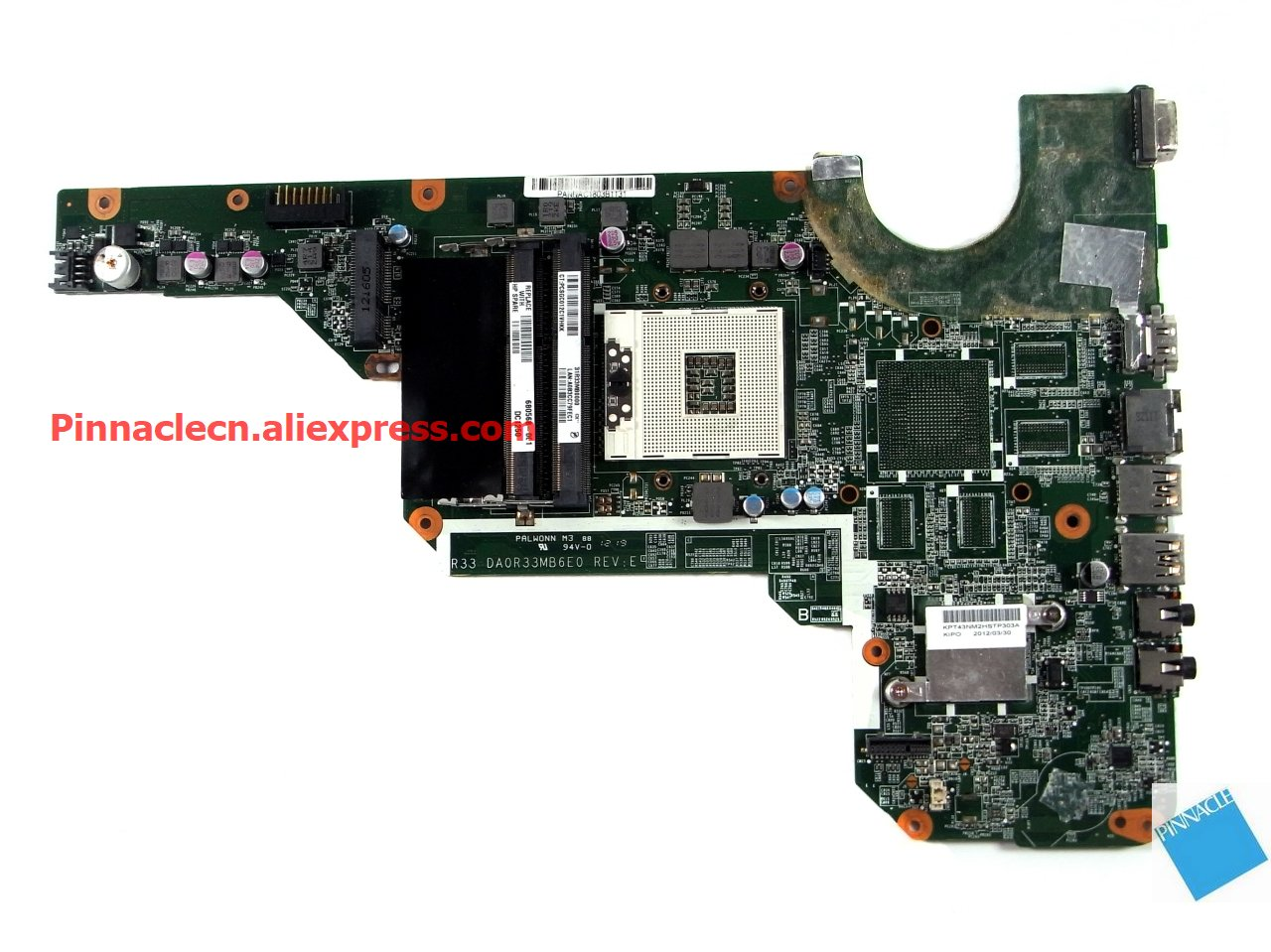680568-001 motherboard For HP Pavilion G4 G6 G7-2000 R33 DA0R33MB6E0 laptop motherboard for hp pavilion g4 g6 g7 2000 g6 2000 g4 2000 motherboard da0r33mb6e0 680568 001