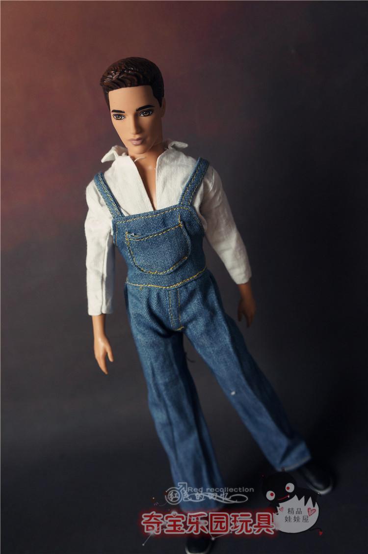 5 kompleta odjeće za Barbie dečko Lutke 1/6 ken lijepo dječje - Lutke i pribor - Foto 6