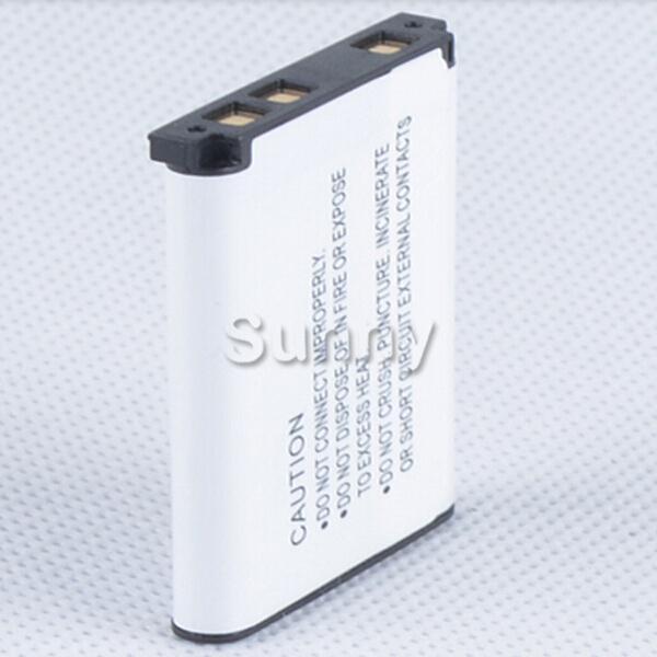 Battery + Charger for KODAK KLIC-7006, Pentax Optio D-LI108, D-LI63,SANYO DS5370, NIKON EN-EL10,EN EL10,ENEL 10 Polaroid BLi-272