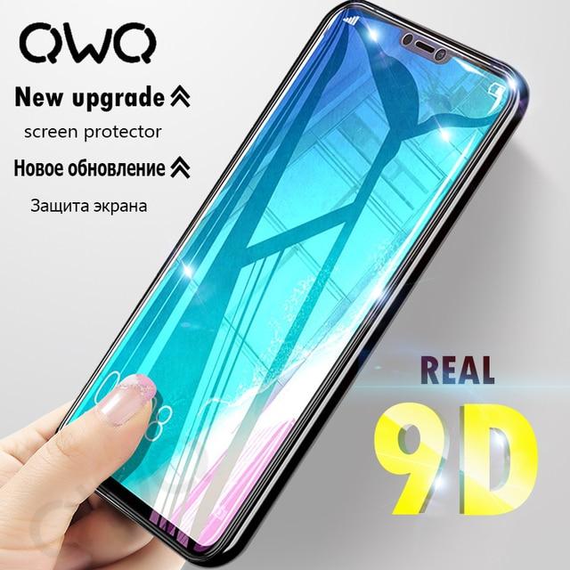 9D полное покрытие закаленное Стекло для huawei P30 P20 Pro P10 Lite Экран протектор для huawei P smart 2019 Nova 3 3i защитный Стекло