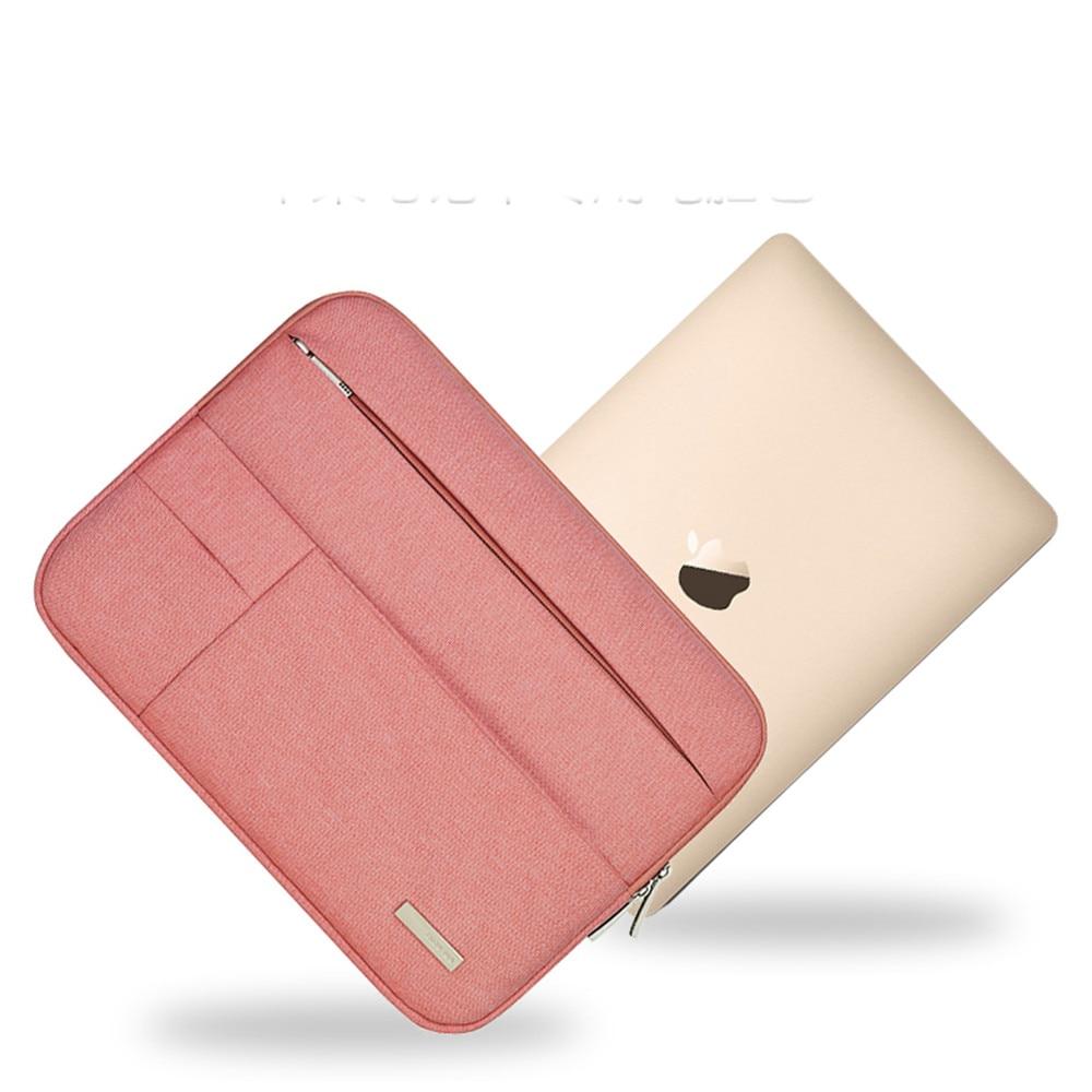 Maletín para hombre, de nylon suave, para portátil, para MacBook 11 - Accesorios para laptop - foto 3