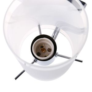 Image 3 - AC85 265V E27 LED duvar ışık Modern cam dekoratif aydınlatma aplik armatür lambası