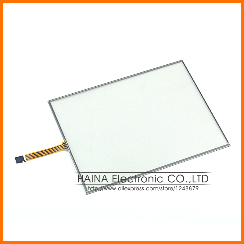 5 wire 16:10 12 12.1 Resistive USB Touch Screen Panel For Industrial equipment